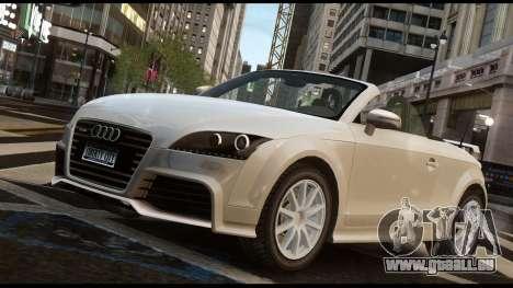 Audi TT RS v1.0 pour GTA 4