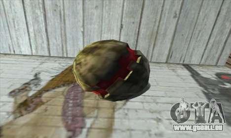 Granat aus Star Wars für GTA San Andreas dritten Screenshot