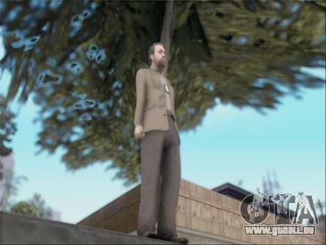 Dave Norton из GTA V pour GTA San Andreas troisième écran