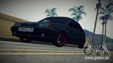 La VAZ-2113 pour GTA San Andreas