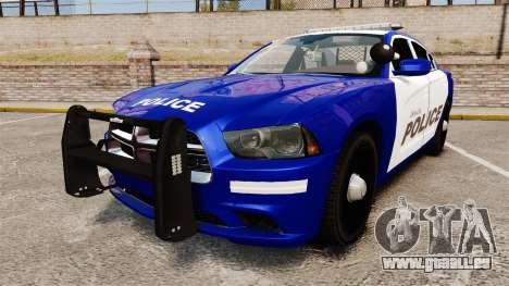 Dodge Charger 2013 LCPD [ELS] pour GTA 4
