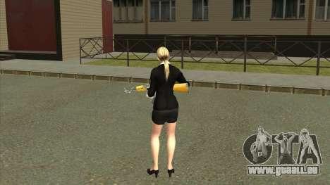 Stella Romani pour GTA San Andreas deuxième écran