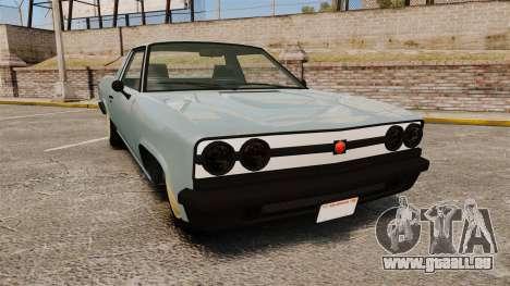 GTA V Cheval Picador pour GTA 4