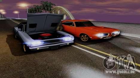 Dodge Coronet RT 1969 440 Six-pack für GTA San Andreas