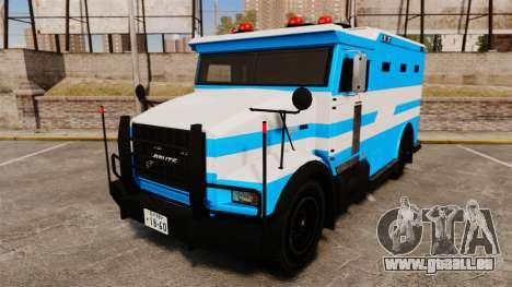 Enforcer Japanese Police [ELS] für GTA 4