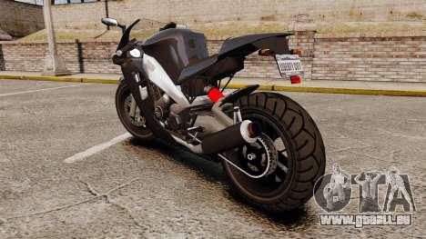 GTA V Nagasaki Carbon RS [Update] für GTA 4 rechte Ansicht