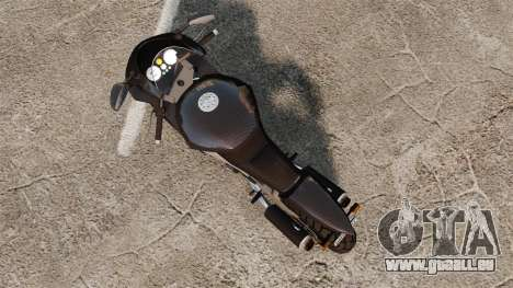 GTA V Nagasaki Carbon RS [Update] pour GTA 4 Vue arrière de la gauche