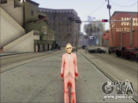 GTA V Masks pour GTA San Andreas troisième écran