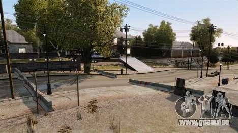 Rally Strecke für GTA 4 neunten Screenshot