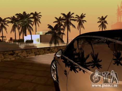 Nouvelle île v1.0 pour GTA San Andreas deuxième écran