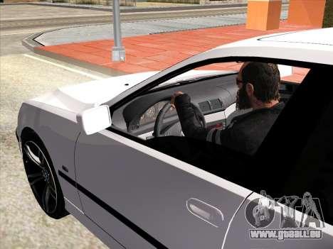BMW 530d E39 für GTA San Andreas Seitenansicht