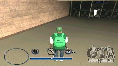 Cleo House Checker pour GTA San Andreas