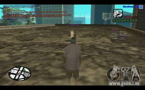 GM Kugel für SAMP 0.3z für GTA San Andreas zweiten Screenshot