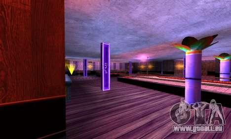 Retexture Jizzy, Alhambra, Pig Pen für GTA San Andreas dritten Screenshot