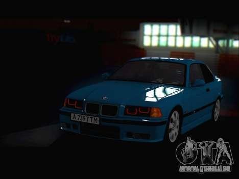 BMW M3 E36 pour GTA San Andreas vue de côté
