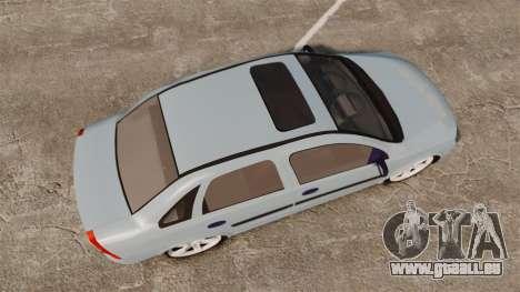 Chevrolet Corsa Premium Sedan pour GTA 4 est un droit