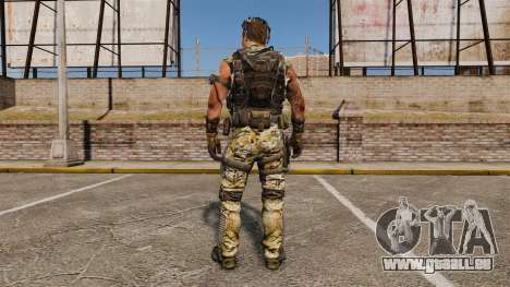 Mike Harper für GTA 4 Sekunden Bildschirm