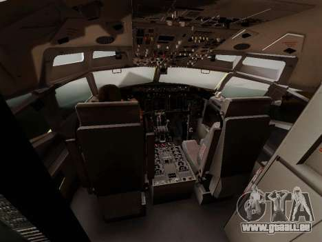 China Southern Airlines Boeing 737-800 für GTA San Andreas Seitenansicht
