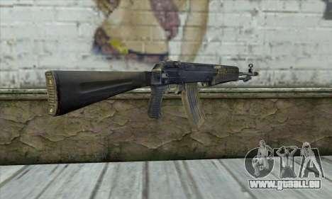 Machine de Stalker pour GTA San Andreas deuxième écran