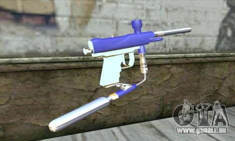 Paintball Gun für GTA San Andreas zweiten Screenshot