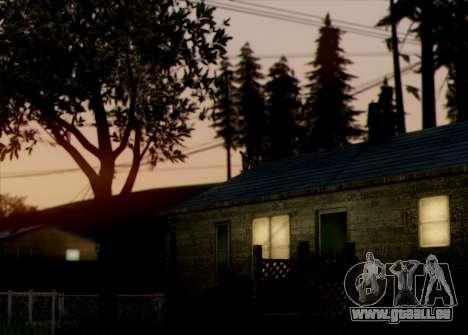 Currently ENB 2.0 pour GTA San Andreas deuxième écran