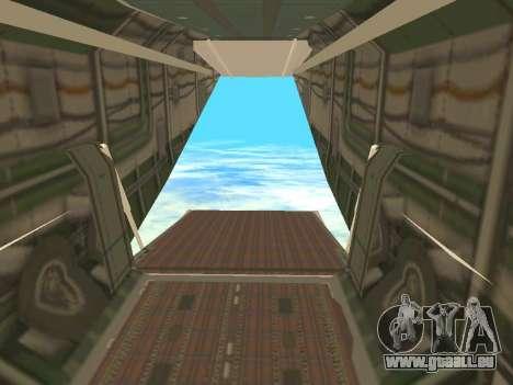 Une-22 Antei pour GTA San Andreas salon