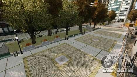 Illégales de la rue de la dérive de la piste pour GTA 4 douzième d'écran