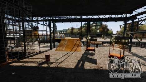 Illégales de la rue de la dérive de la piste pour GTA 4 onzième écran