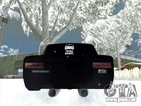 ВАЗ 2101 Tuning Style pour GTA San Andreas vue de droite
