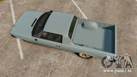 GTA V Cheval Picador für GTA 4 rechte Ansicht