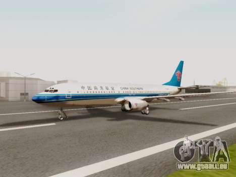 China Southern Airlines Boeing 737-800 pour GTA San Andreas