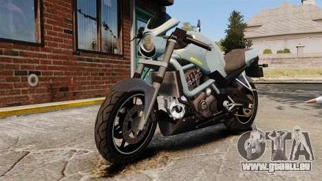 GTA V Pegassi Ruffian für GTA 4