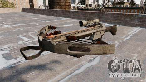 Arbalète pour GTA 4 troisième écran