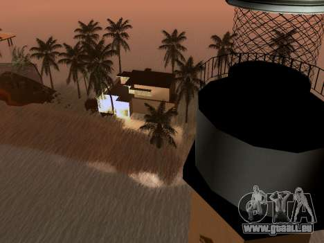Nouvelle île v1.0 pour GTA San Andreas dixième écran