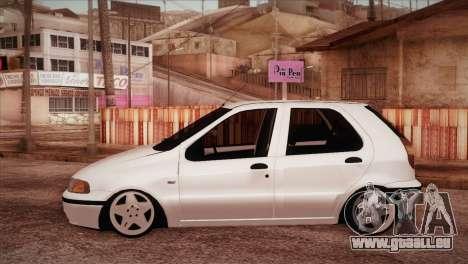 Fiat Palio BKModifiye für GTA San Andreas linke Ansicht