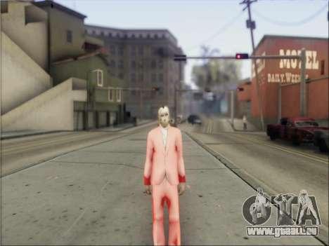 GTA V Masks pour GTA San Andreas quatrième écran