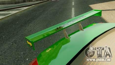 Chevrolet Lacetti pour GTA 4 est un droit