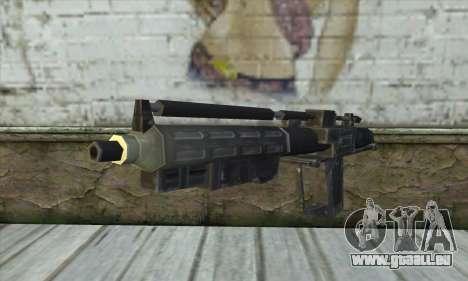 Das Gewehr aus Star Wars für GTA San Andreas