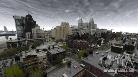 Wetter Texas für GTA 4 dritte Screenshot