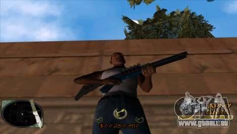 C-HUD Army Gang für GTA San Andreas