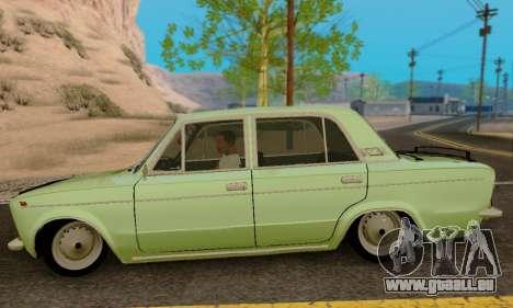VAZ 2103 pour GTA San Andreas vue de droite