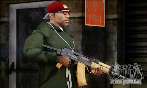 Alfa Team Weapon Pack für GTA San Andreas sechsten Screenshot