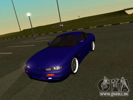 Nissan Silvia S14 Kouki für GTA San Andreas