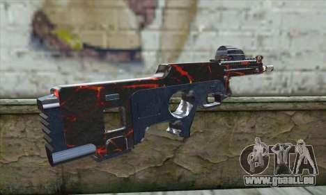 Gewehr für GTA San Andreas zweiten Screenshot