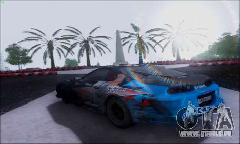 Lensflare By DjBeast pour GTA San Andreas cinquième écran