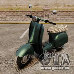 GTA IV TBoGT Pegassi Faggio für GTA 4