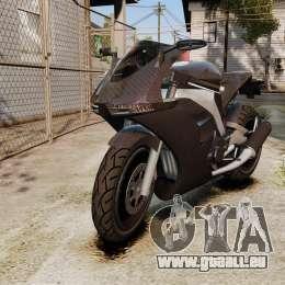GTA V Nagasaki Carbon RS für GTA 4