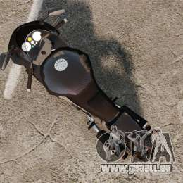 GTA V Nagasaki Carbon RS [Update] für GTA 4 hinten links Ansicht