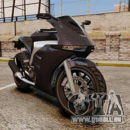 GTA V Nagasaki Carbon RS [Update] pour GTA 4