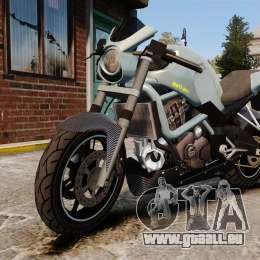 GTA V Pegassi Ruffian pour GTA 4